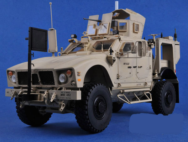 US M-ATV MRAP  1:16