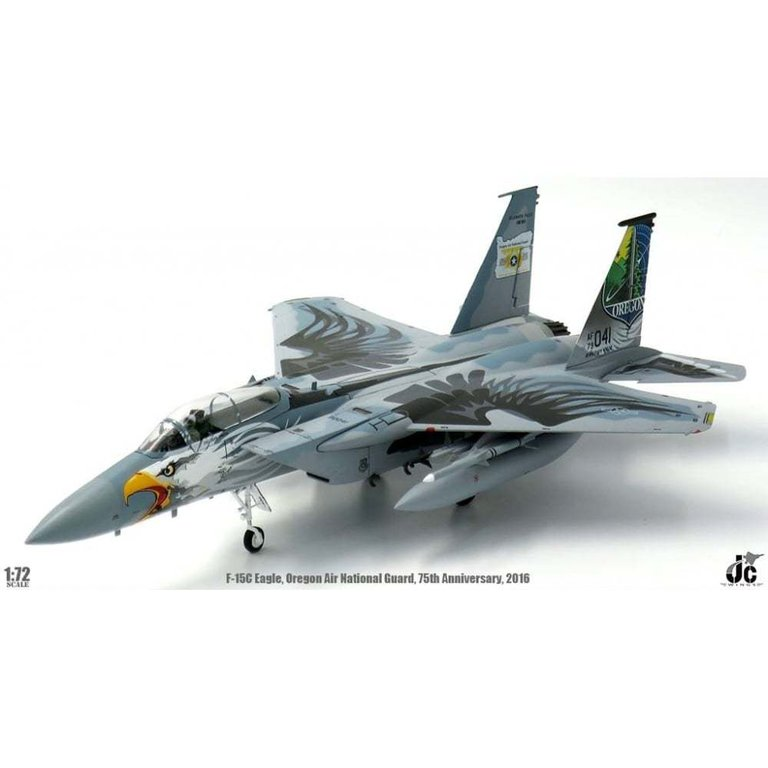 "F-15C Eagle 173rd FW Oregon ANG ""75th Anniversary""  (ca. April lieferbar)"
