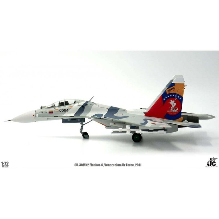 Su-30 Flanker-G, Venezuelan Air Force, 200 Years of Independence  (ca. April lieferbar)