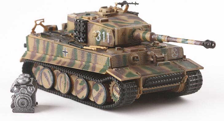 Tiger I MID 311 S.SS.PZ.ABT.101 Normandy (ab Ca. Oktober