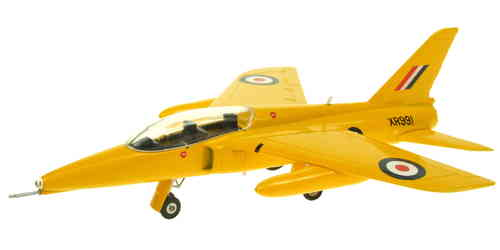 "Follard Gnat RAF ""Yellow Jackets"""