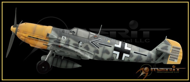 "Bf-109E JG 26 ""Adolf Galland"" 1:18   ***ANGEBOT***"