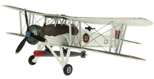 Fairey Swordfish Mk.II Royal Navy Historic Flight