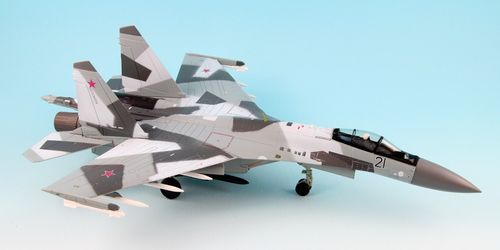 SU-35S Flanker-E Russian AF