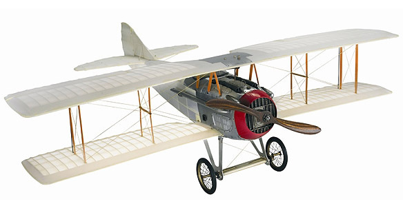 Spad XIII (Transparent)