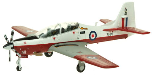 Short Tucano RAF Flying School