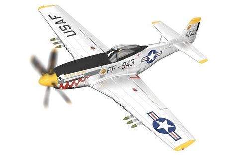"F-51D Mustang 44-12943/FF-943 ""Was that too fast?"""