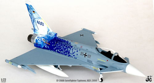 "Eurofighter Luftwaffe JG31 ""400th Eurofighter 2014""  **ANGEBOT**"
