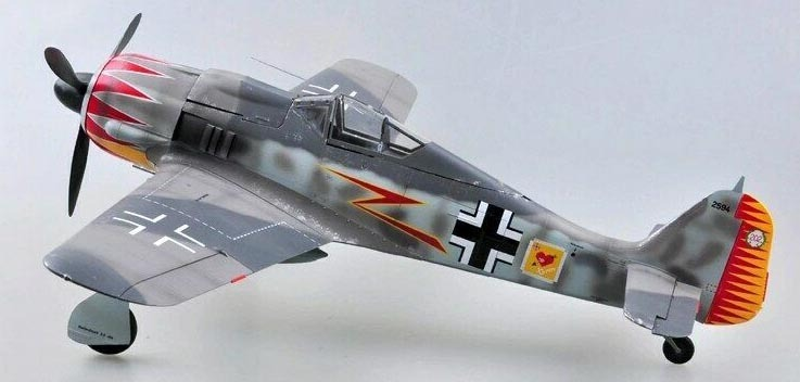 "FW-190A-5 ""Major Graf"" 1:18   ***ANGEBOT***"