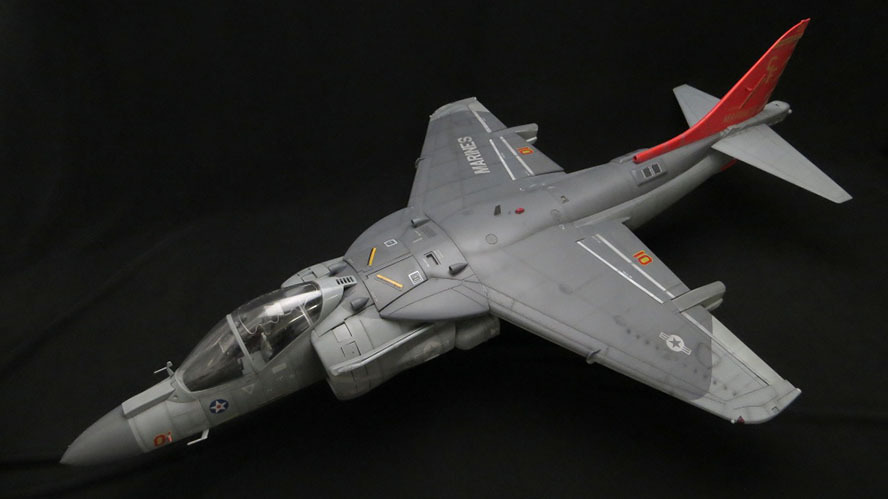 AV-8B Harrier II USMC  (Limited Edition)