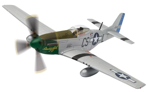 "P-51D Mustang USAAF ""Daddy´s Girl"""
