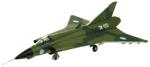 Saab Draken J35 Finnish Air Force DK-202