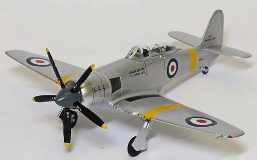 Hawker Sea Fury T20S Royal Navy