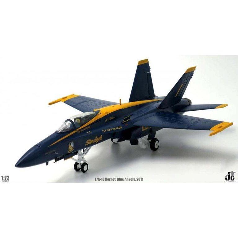 F/A-18 Hornet, US Navy Blue Angels, 100 Years of Naval Aviation