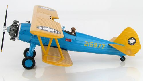 PT-17 Stearman 215977, Chinese Air Force