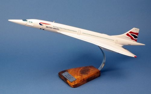 Concorde British Airways G-BOAA