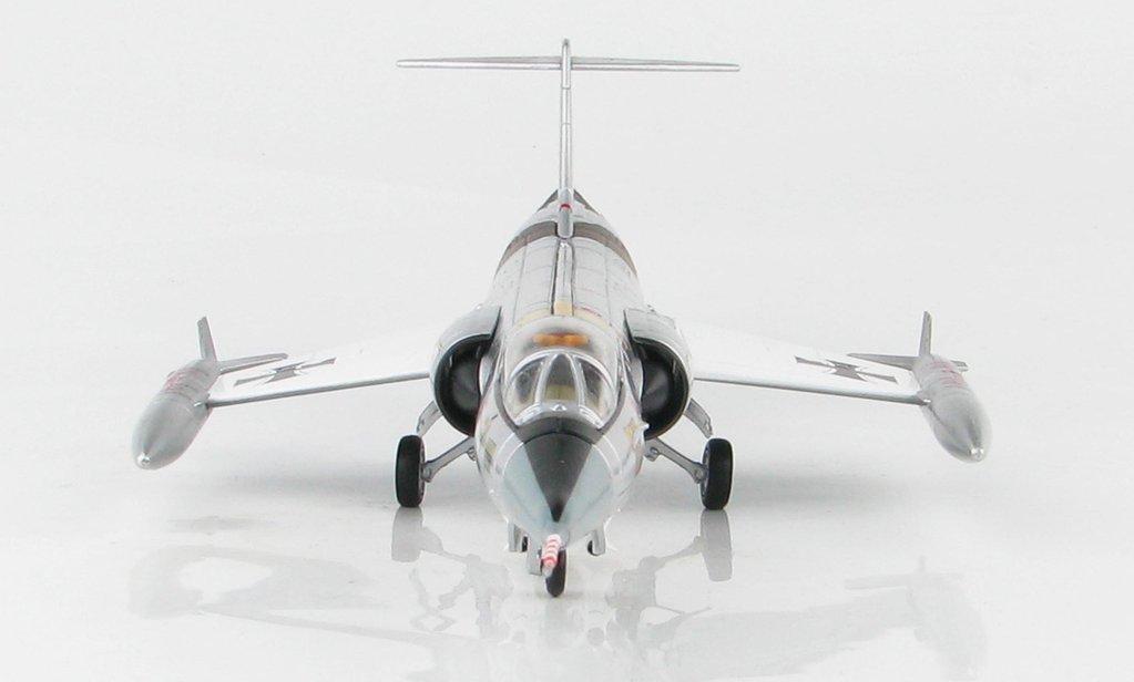 """F-104G Starfighter Luftwaffe, JG 71 """"Richthofen"""" 1965"""