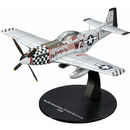 P-51D Mustang USAAF Big Beautiful Doll
