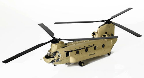 Boeing Chinook CH-47D