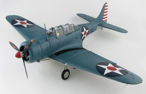 SBD-2 Dauntless CDR H.Young, Com. Enterprise Air Group, Pearl Harbor (ca. Januar lieferbar)