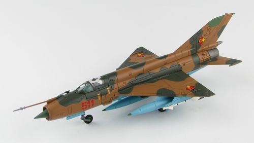 MIG-21MF Fishbed 551(23+16), JG-1, NVA East Germany  (ca. Januar lieferbar)