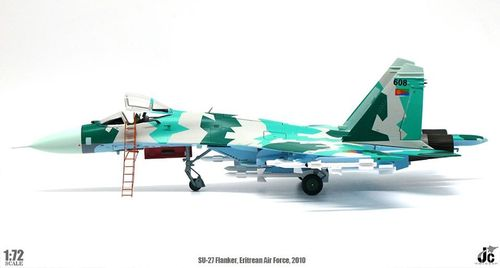 Su-27 Flanker Eritrean Air Force