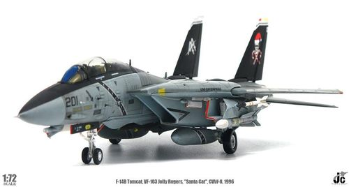 "F-14B Tomcat US Navy VF-103 Jolly Rogers ""Santa Cat"""