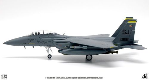 F-15E Strike Eagle USAF, 336th FS, Desert Storm