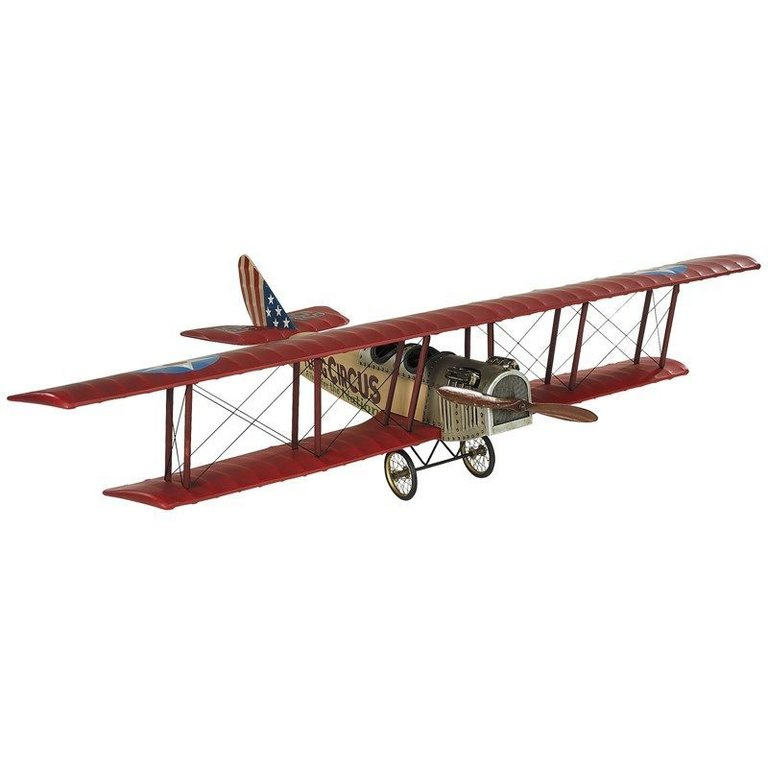 "Curtiss Jenny ""Flying Circus"""