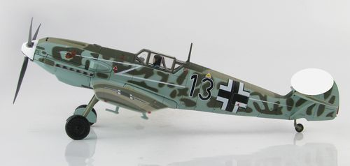 "Bf-109E-4 Luftwaffe I./JG 77 ""Blitz""  (ca. April lieferbar)"