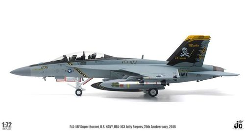 F/A-18F Super Hornet,VFA-103 Jolly Rogers, 75th Anniversary